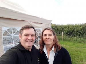 Lincolnshire - Rob and Pilar